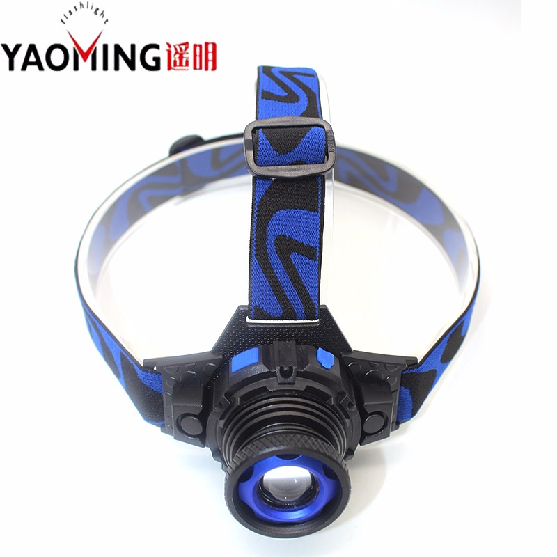 -CREE-Q5-2300LM-Led-Flashlight-3-Modes-Rechargeable-Bicycle-Bike-5W-LED-Headlamp-Headlight-Head