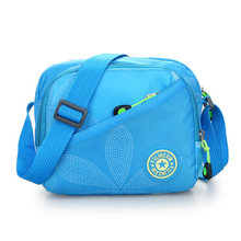 Fashion Printed Women small Handbags!All-match Lady shopping Shoulder&Crossbody bags Hot Multi Embossing Causal Oxford Carrier
