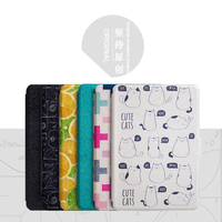 WALNEW Original Light Slim PU Leather Case Smart 6 Inch E Book Kindle Paperwhite Cover 1