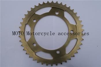 Rear Motorcycle Sprocket 42 Teeth Chain 530 For Yamaha YZF-R6 YZF R6 2003-2010 FZ6 04-09 YZF-R1 98-2004 2005 2006 2007 2008