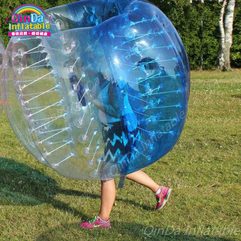 Bubble Inflatable Soccer Zorb Ball Inflatable Toys Human Hamster Ball ,Fidget Spinner Toy Inflatable bumper Bubble Football