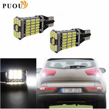 2pcs T15 W16W Canbus LED Backup Reverse Light For kia rio k2 3 armrest ceed sportage sorento cerato soul picanto optima k3(China)