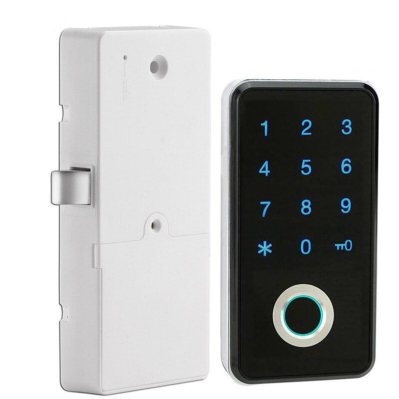 Fingerprint Password Combination Smart Lock 2