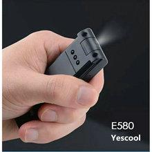 Infravision Yescool HYV-E580 8 16 32 64 GB mini cámara de la videocámara 1080 P hd de Detección de Movimiento DVR grabador MP3 jugador