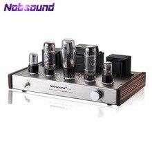 Nobsound amplificador 5z3p push psvane el34, amplificador a vácuo de 2.0 canais, classe a, áudio estéreo hi fi amp