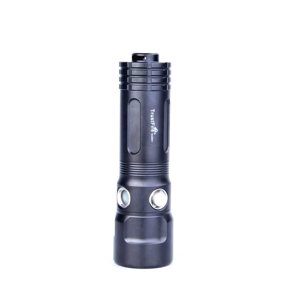 ФОТО TrustFire DF-011 CREE XP-L V6 800 Lumens 3-Mode LED Diving Flashlight (1x26650)