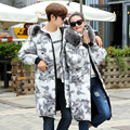 Women's Fashion Winter Coats and Jackets Lover Conformity fur collar coat men's winter coat Men's Jackets Outerwears