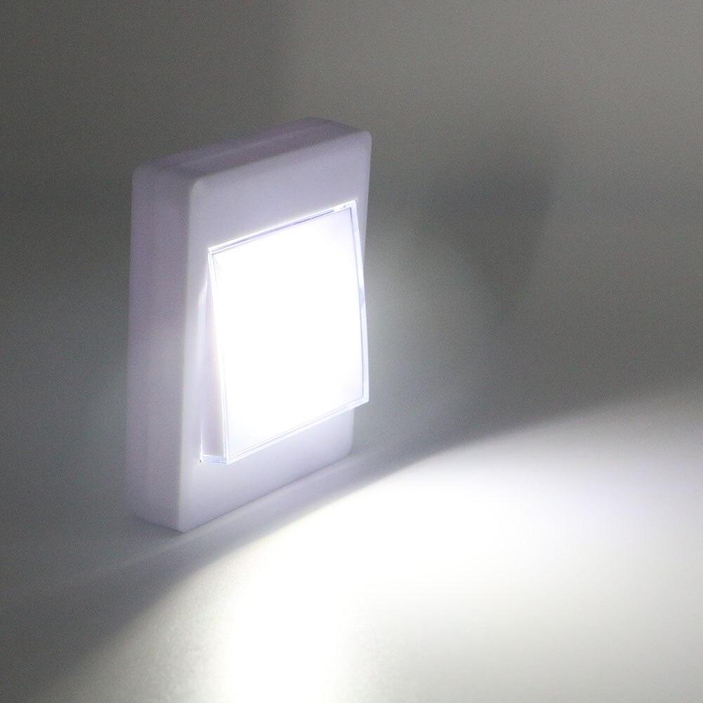 cob led switch night light lamps bedroom lamp bathroom light for baby home night lighting