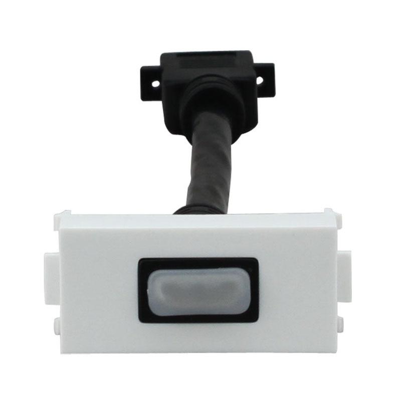 N86-631 кабель разъем может вращаться на 2,0 HD видео панель