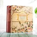5-дюймовый фотоальбом  500 листов в коробке  скрапбук 4R  Детские домашние свадебные альбомы  фотоальбом для студии