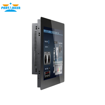 19 Inch LED Industrial Panel PC Taiwan 5 Wire Touch Screen,Win7/10/Linux Ubuntu,Intel Celeron J1900 Partaker Z16T 4G RAM 64G SSD 15 inch intel celeron j1900 embedded panel pc 4g ram 64g ssd industrial touch screen computer