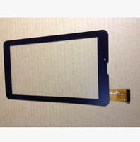 10PCs/lot New Touch screen Digitizer 7 inch Explay Hit 3G Tablet Outer Touch panel Glass Sensor replacement FreeShipping