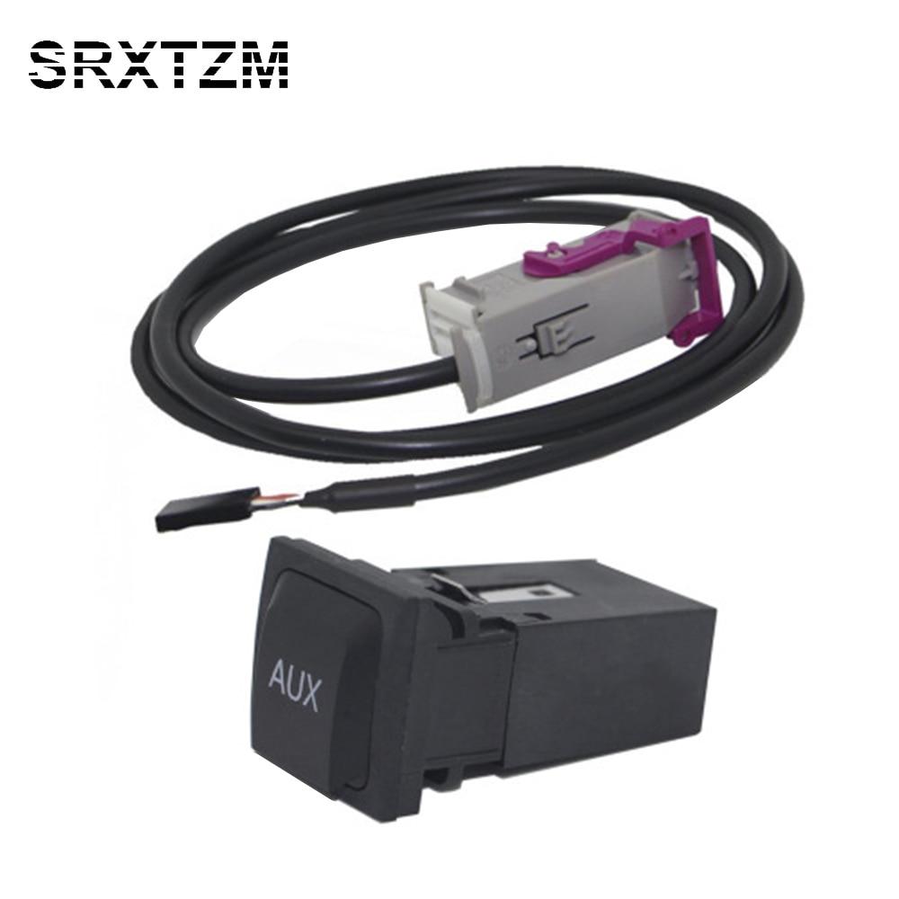 Adaptateur Bluetooth Aux-in pour Audi RNS-E mp3