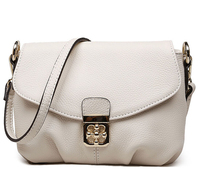 Hot Selling 4 Colors 100 Genuine Leather Real Skin Clutch Women Shoulder Bag Simple Fashion Leisure