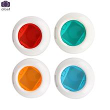 4 Colors A Set Filter Close-up Lens For Fujifilm For Instax Mini 7s 8 Mini 50s Camera Photographic accessories