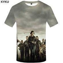 Camiseta De Las Mujeres El Caminar Muerto Compra lotes
