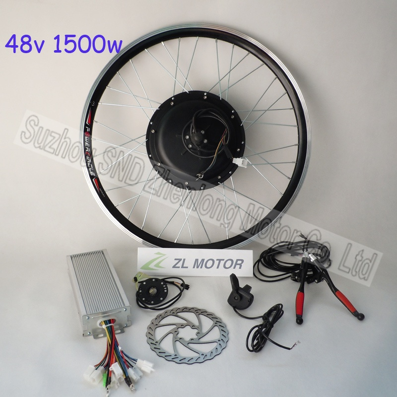 Buy powerful electric bike diy kit 1500w for Most powerful electric motor