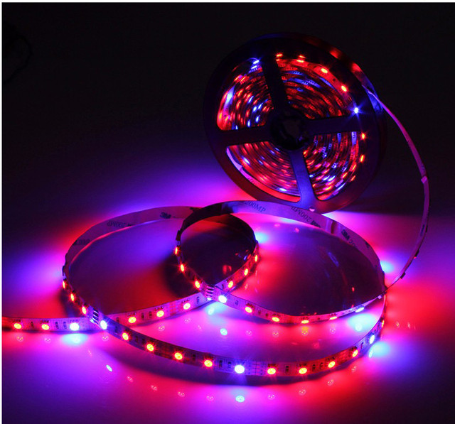 5050 grow led flexible strip light tape 41 4 rojo 1 azul acuario de 5050 grow led flexible strip light tape 41 4 rojo 1 azul acuario de aloadofball Image collections