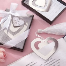 heart bookmark for wedding  decoration