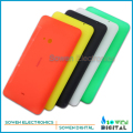 5pcs/lot  new Back battery cover housing with side button sets for Nokia lumia 625 N625,black,green,yellow,red,white