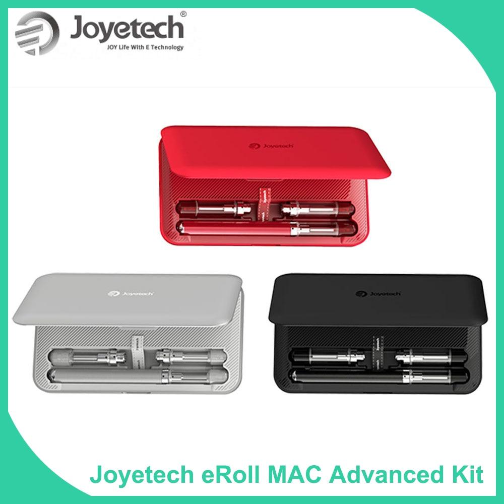 Originele Joyetech eRoll MACs Geavanceerde Kit Met 180mAh Ingebouwde Batterij 2000mAh PCC Kit 0.55ml Cartridge eRoll  C E Sigaret-in Kits voor e-sigaretten van Consumentenelektronica op  Groep 1