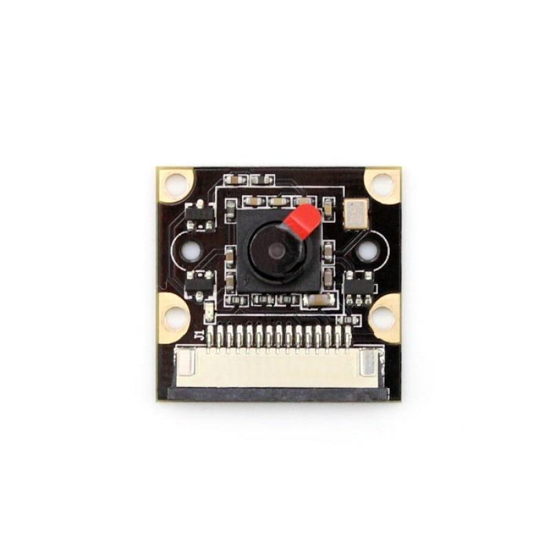 module Waveshare Raspberry Pi Camera Kit (E) Night Vision Camera module for Raspberry Pi 3 Model B/2 B/ B+/A+ all Revisions of t premium 3pcs cpu ram lan copper heatsink cooler pad kit for raspberry pi 3 pi 2 pi model b raspberry pi a a radiator cooling