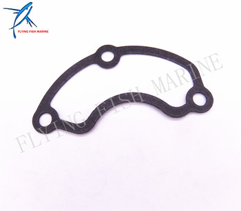 68D-E1169-A0 Boat Motor Breather Cover Gasket for Yamaha 4-Stroke F4 Outboard Engine image
