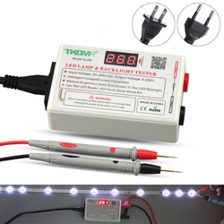 TKDMR 0-260V Smart-Fit Voltage Test LED Backlight Tester <font><b>Tool</b></font> <font><b>Lamp</b></font> Beads For LED LCD TV Laptop Free Shipping