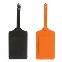 NoEnName_Null Высокое качество тег Дорожный чемодан сумка ID Метки адрес ярлык багаж карты Держатели