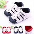 Прохладное лето мальчики обувь мягкой подошве Prewalkers дети девочки первые прогулки Bebe обувь 0-18Month