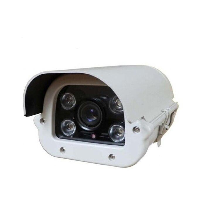 Metal shield HD 2 0MP 1080P 4IR light night outdoor waterproof onvif P2P IP Camera