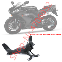 Headlight Fairing Stay Bracket For YAMAHA YZF R1 2007 2008 R1 Motorcycle Headlight Brackets