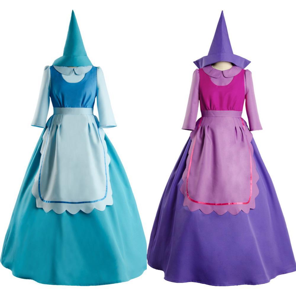 Cosplaydiy fait sur commande cendrillon souris Perla Cosplay Costume cendrillon souris Suzy adulte femmes fête robe de bal robe L320