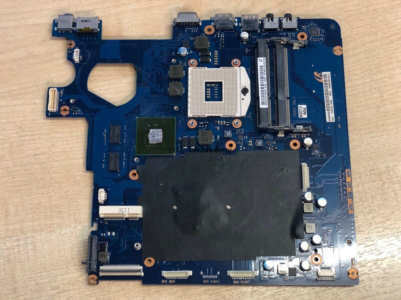 HOLTIME Laptop Motherboard For Samsung NP300E5A NP300V5A SCALA3-15 PETRONAS-15  BA92-09186A BA92-09186B HM65 GT520 1GB DDR3