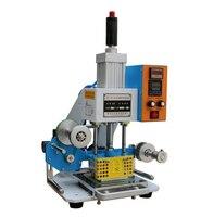 Blat maszyna tłoczenie folią na gorąco folią na gorąco maszyny drukarskiej do drewna