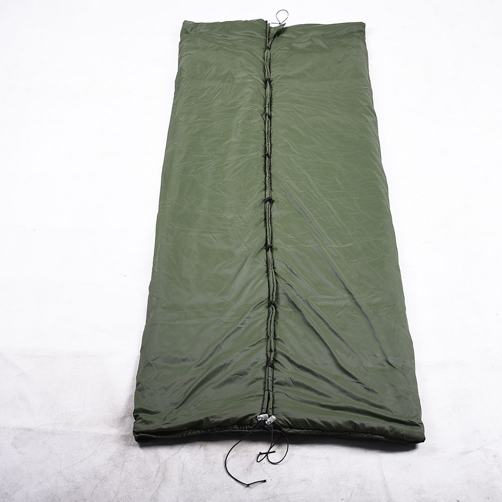 200*75cm Blanket Hammock Camping Outdoor Zipper Lightweight Sleeping Bag Elastic  Insulation Cover Hollow Cotton Portable200*75cm Blanket Hammock Camping Outdoor Zipper Lightweight Sleeping Bag Elastic  Insulation Cover Hollow Cotton Portable