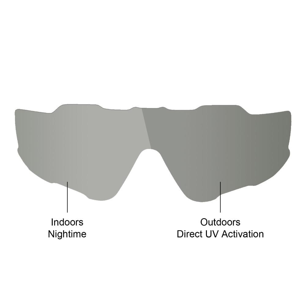 occhiali da sole fotocromatici oakley