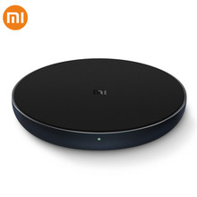 Xiaomi Wireless Qi Smart Quick Fast 7.5W for Mi MIX 2S iPhone X XR XS 8 plus 10W For Sumsung S9