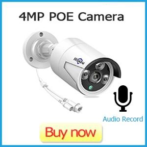 Hiseeu 4MP POE Camera