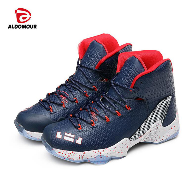 linxi Store 2018 Men Women High Top Basketball Shoes Sneakers Basketball Sports Shoes Men Leather Sport Boots Athletic Shoes