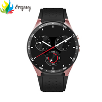 Hongmeng KW88 Smart Watch Android 5 1 OS 1 39 Inch Amoled Screen 3G Wifi Smartwatch