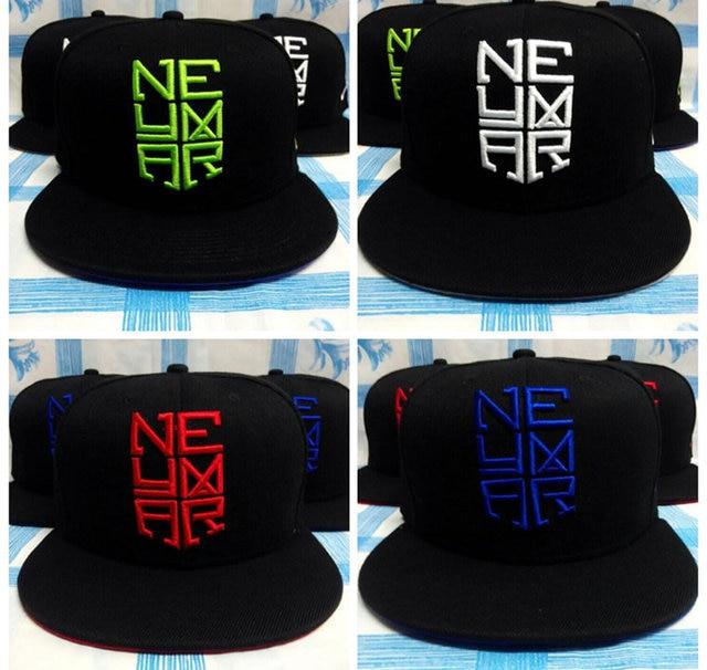 Neymar JR njr Brazil Brasil Baseball Caps hip hop Sport CR7 Snapback cap  hats Cristiano Ronaldo cap chapeu de sol bone masculino 81fa3396890