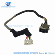 Laptop computer New DC Energy Jack Harness Cable For HP DV4 DV4T DV4Z CQ45 CQ40 CQ41 DC301003T00