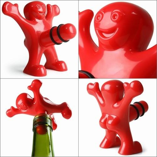 3 PCS μίγμα Happy Man μπουκάλι ανοιχτήρι - Κουζίνα, τραπεζαρία και μπαρ - Φωτογραφία 2