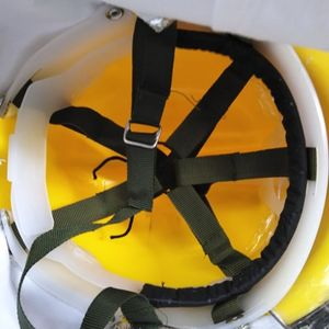 Image 5 - Gratis Verzending Fire Fighter Rescue Helm Cap Capf Beschermende Bril Brand Hoed