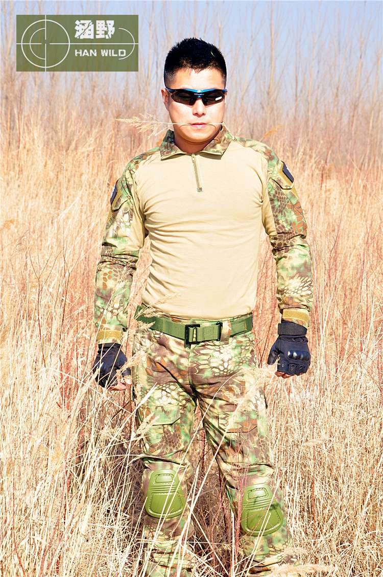 Kryptek Mandrake bdu G3 uniform shirt & Pants airsoft painball combat tactical military uniform