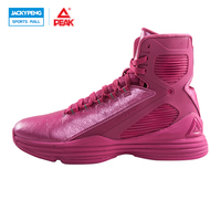PEAK SPORT GALAXY IV Star Models Boots Men Women Basketball Shoes Gradient Dual FOOTHOLD Tech High Top Sneakers Size EUR 40 48