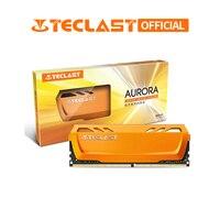 Teclast Aurora series A30 DDR4 4GB 8GB 16GB Memory 2400Mhz 2666MHz 288pin 1.2V Desktop RAM DIMM