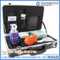 Волоконно-Оптические Cleaning Kit KF-710C Японский волокна очистки pen NTT чистого Хлопка тампон очистки инструмента ПО DHL