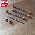 2 piece/sets 33mm aço/cores do ouro assista parafuso haste do tubo haste para caixa do relógio Nixon lug link pulseira/banda A083-502 A083-1219
